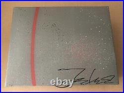 Rare Ltd Ed 38/50 Futura 2000 North Face Art & Jacket Collab Supreme Kaws Banksy