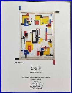 Roberto FABELO (1950). Cuban art