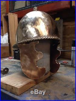 Roman Celtic Viking Helmet By Chris Levatino