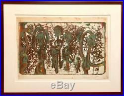 Roy DeForest Untitled 1951
