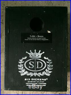 Sid Dickens Memory Block DRAGON T-294 released 2013