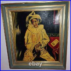 Sign. Orginal Ölgemälde von GINO GREGORI (1906-1973)