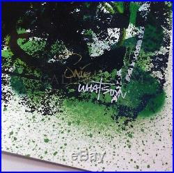Snik What Your Soul Sings 2015 Original 1/1 Martin Whatson Collab Gallart