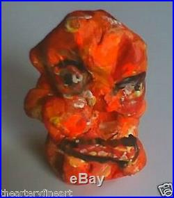 TONY OURSLER'Study for Climaxed' 2005 SIGNED Mixed Media Sculpture Ltd Ed #2/15