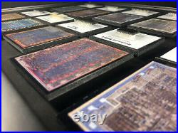 Ten of The First Microprocessors Intel 4004, MOS 6502, AMD 2901, etc