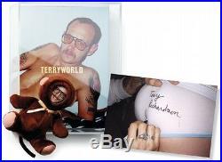 Terry Richardson. Terryworld. Art Edition'Panty