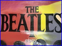 The Beatles by Steve Kaufman 38x36 100/100 SAK