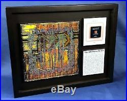 The IBM PowerPC IBM's Microprocessor Revolution 601, Artwork, Board, ChipScapes