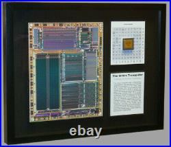 The Inmos Transputer Microprocessor A Design for Parallel Computing (IMST800C)