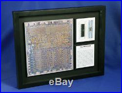 The MOS 6502 The Hobbyist's Microprocessor (Atari, Apple, Artwork, ChipScapes)