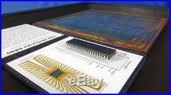 The Motorola 6800 Microprocessor Robotics (Artwork, ChipScapes, MC6800P)