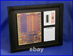 The RCA 1802 Microprocessors in Space (Artwork, ChipScapes)