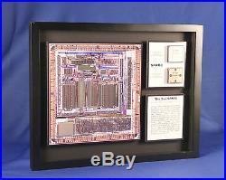 The Sun SPARC Scalable Processor ARChitecture (Artwork, ChipScapes)