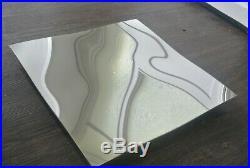 Victor Bonato Glas-Spiegel-Verformung handsigniert 1974