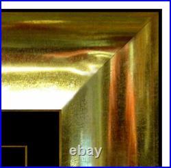 Victor Vasarely Original Screenprint Collage Hand Signed Large Modern EMBOSSED