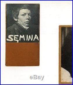 Wallace Berman Semina, Vol. 1-9, 1958 1964, 1992, George Herms