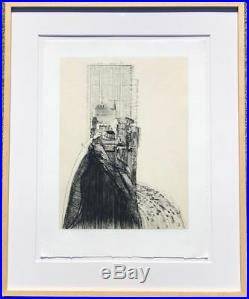 Wayne Thiebaud Apartment Hill AP 10 1985