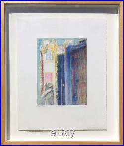 Wayne Thiebaud City's Edge 1/60 1988