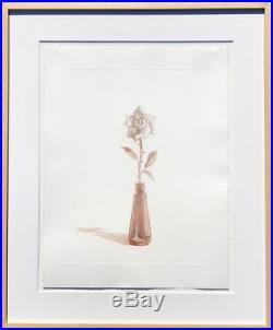 Wayne Thiebaud Rose 42/50 1979 Reduced