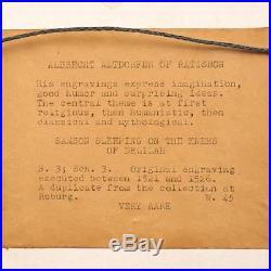William Hunt Diederich, (1884-1953), Paper Silhouette Bullfighter