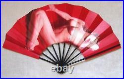 YASUMASA MORIMURA'Ambiguous Beauty (Red Marilyn Monroe)' 1995 Ltd Ed. Photo Fan