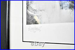 Zombiedan'Grunge King' Artwork 1/10 with COA Wishbone Publishing